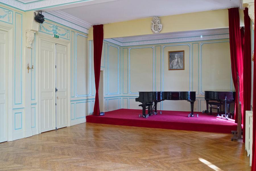 Le Conservatoire Russe Estrade