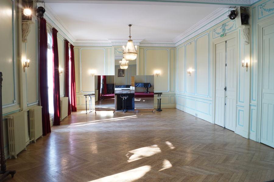 Le Conservatoire Russe Salle de concert