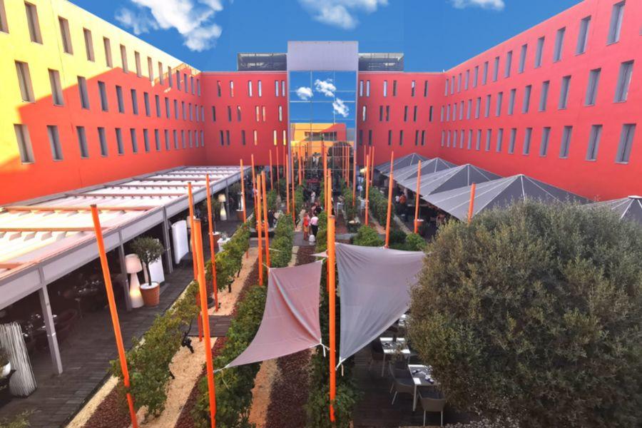 Radisson Blu Hôtel Toulouse Aéroport **** Vignes