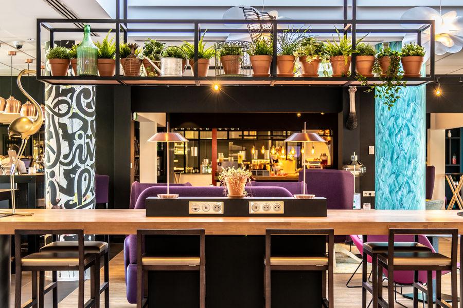 Novotel Lyon Bron Eurexpo **** Restaurant GB