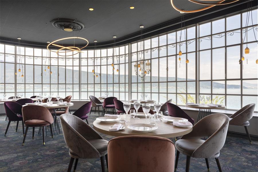 Le Palace de Menthon ***** Restaurant