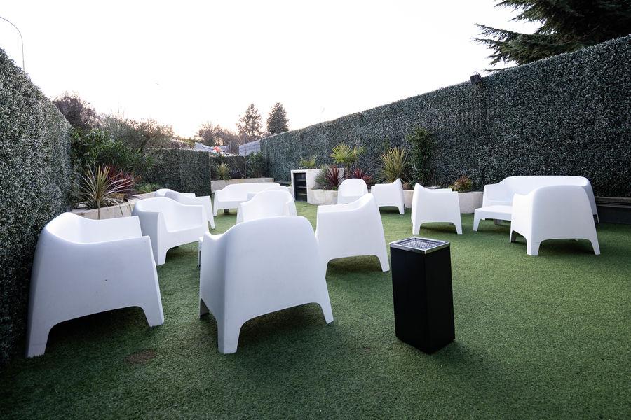 Galerie VII  Terrasse / Rooftop