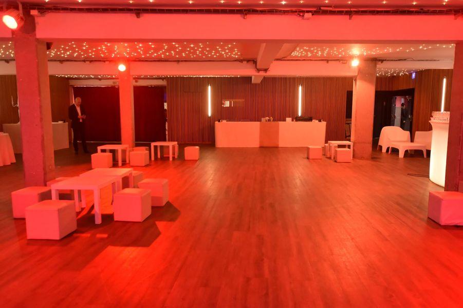 Galerie VII  Grande salle