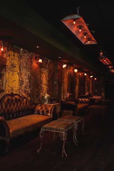 Le Pachamama  la Secret room 3è étage)