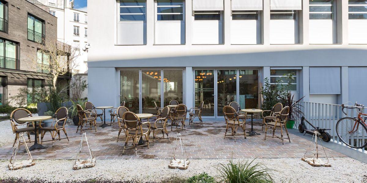 Restaurant Laïa  Terrasse