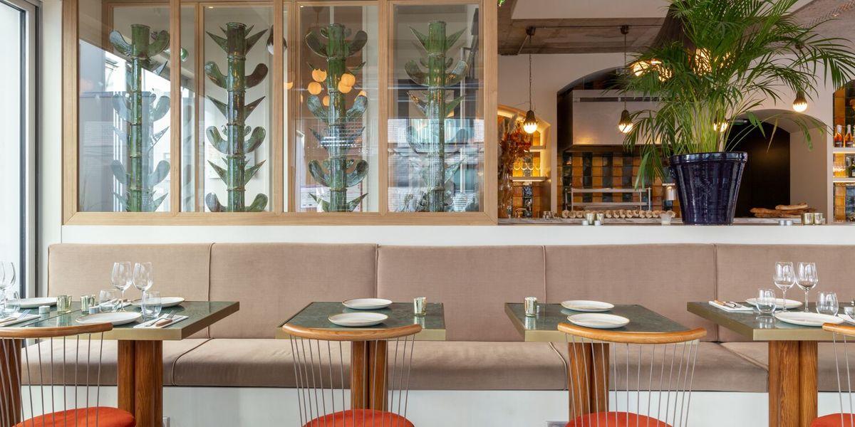 Restaurant Laïa  photo banquette