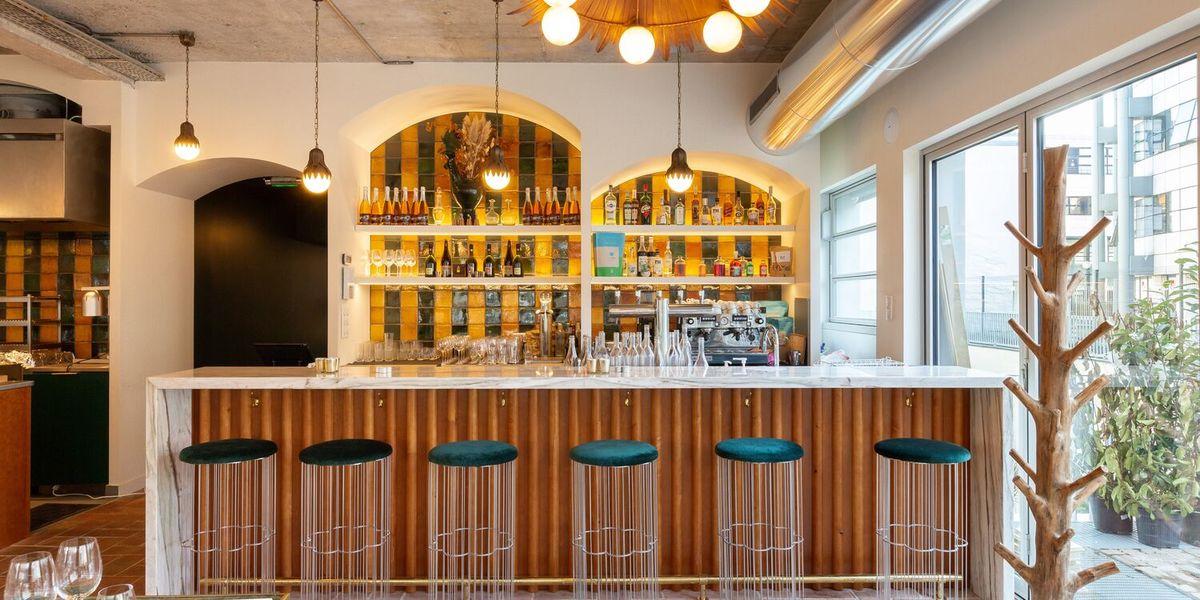 Restaurant Laïa  Photo bar