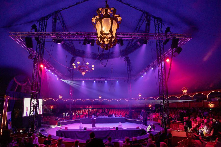 Espaces Cirque Bormann Format Plenière