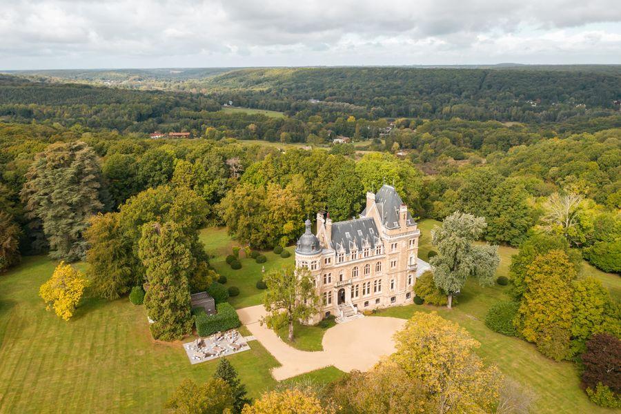 Château de Méridon 16
