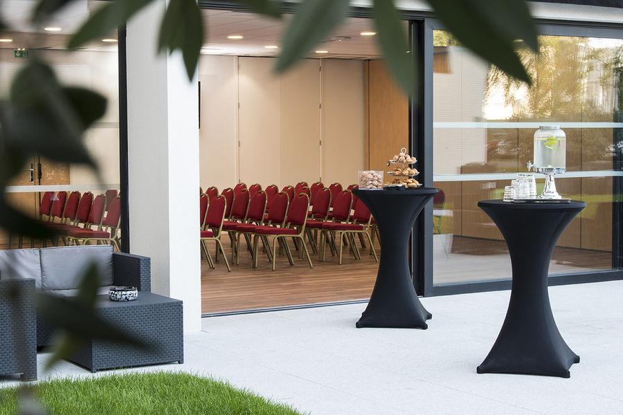 Hôtel Forest Hill Meudon Vélizy **** Pause en jardin
