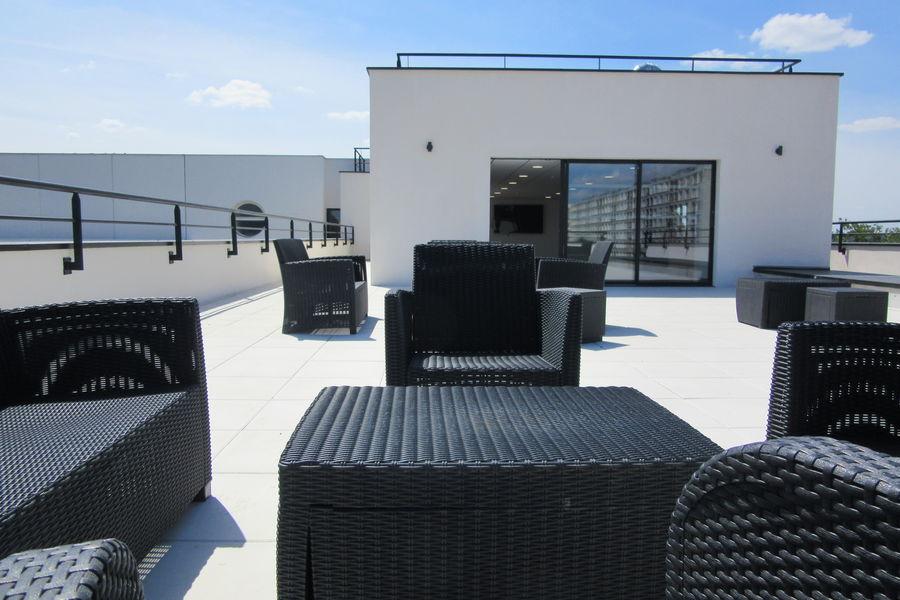 Hôtel Forest Hill Meudon Vélizy **** Roof top privatif