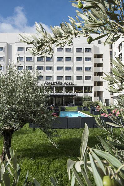 Hôtel Forest Hill Meudon Vélizy **** Jardin avec piscine