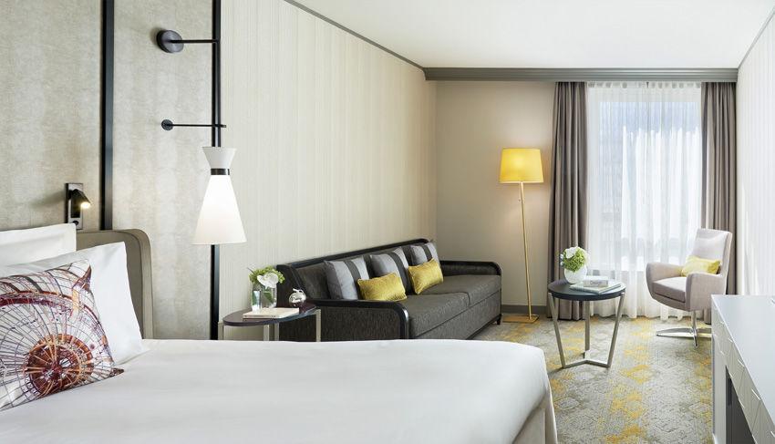 Renaissance Paris La Defense Hotel Prestige Room