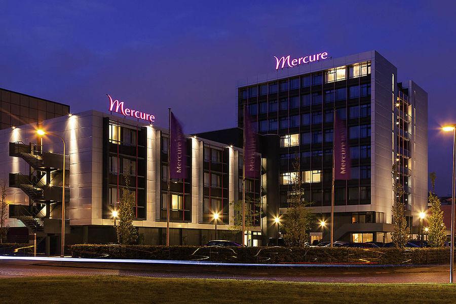 Vélodrome National de Saint-Quentin-en-Yvelines Hôtel Mercure Vélodrome National