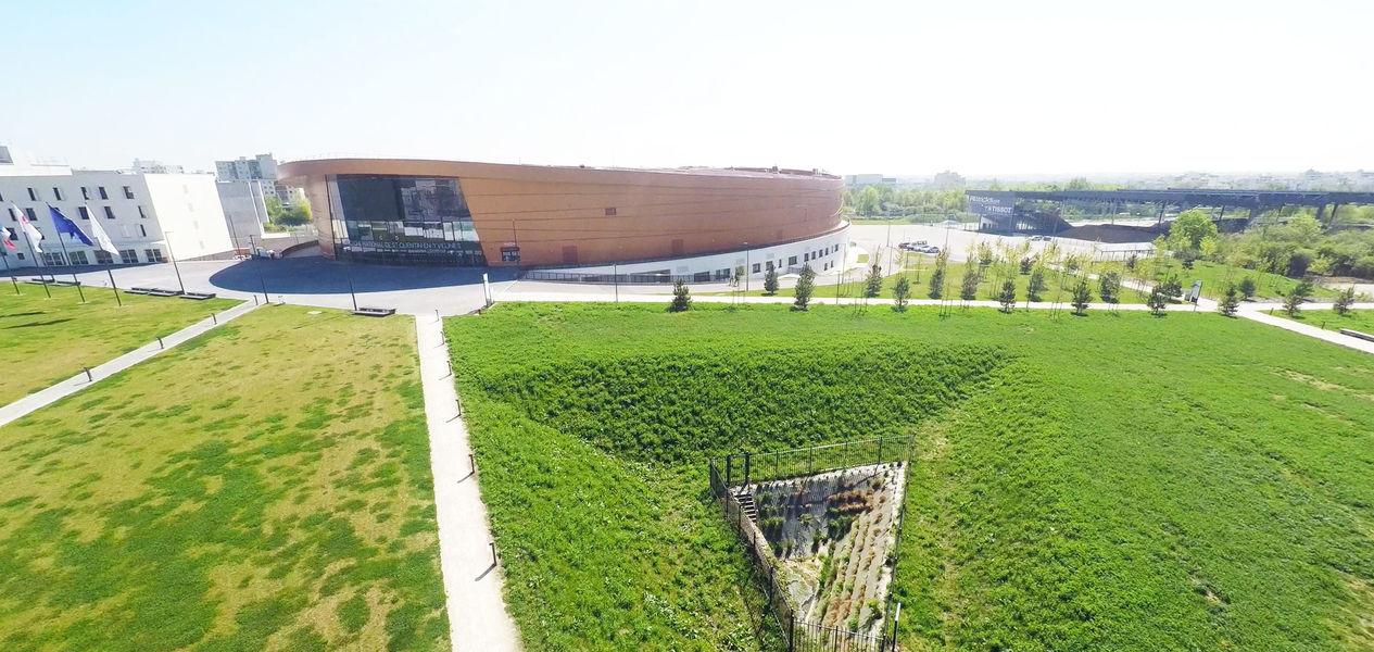 Vélodrome National de Saint-Quentin-en-Yvelines Vélodrome National de Saint-Quentin-en-Yvelines