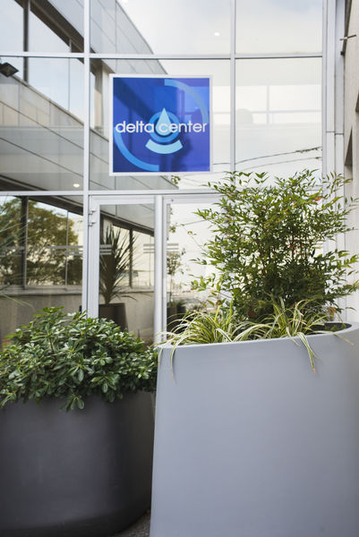 Delta Center Entrée