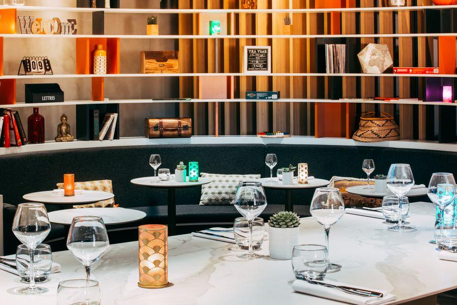 Hôtel Novotel Paris Cœur d'Orly Aéroport Restaurant