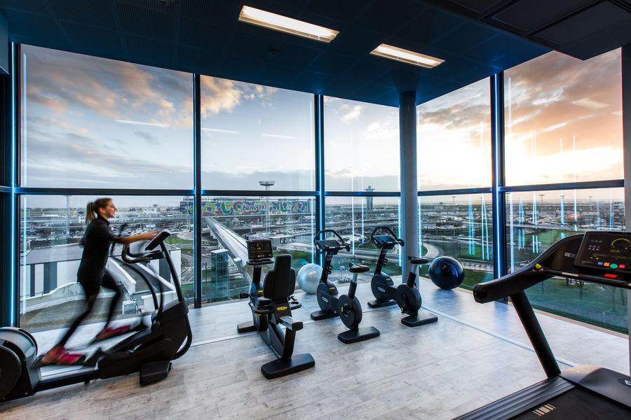 Hôtel Novotel Paris Cœur d'Orly Aéroport Salle de fitness