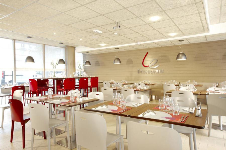 Campanile Paris XIX La Villette Restaurant