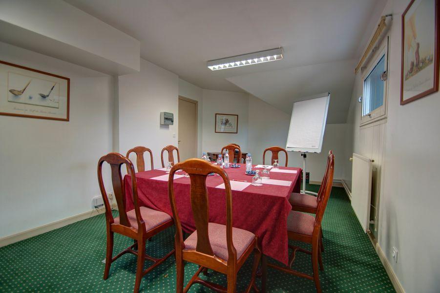 Najeti Hôtel du parc *** Salon du Golf