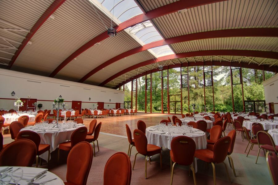 Najeti Hôtel du parc *** Salle Saint Andrews