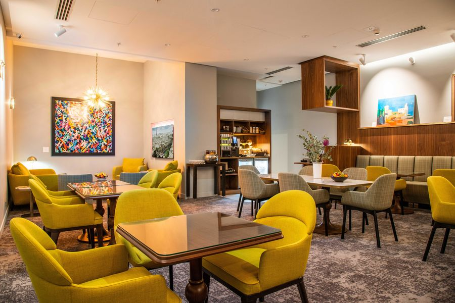 Crowne Plaza Paris - Neuilly **** Club Lounge