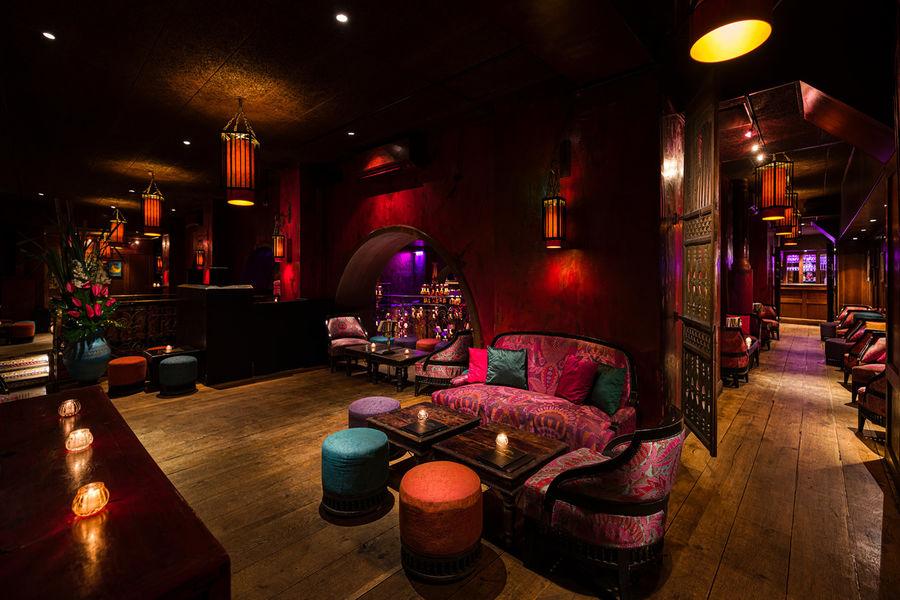 Buddha-Bar Paris Restaurant Mezzanine