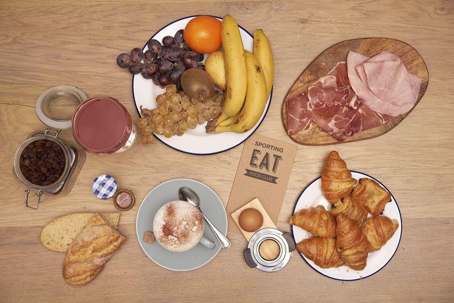 Sporting Works Petit-déjeuner