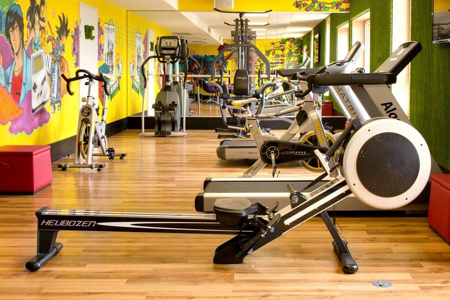Golden Tulip Lyon Millénaire Eurexpo **** Salle de fitness