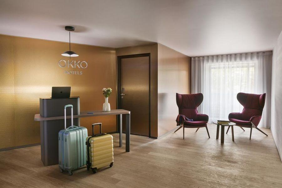 Okko Hotels Strasbourg 14