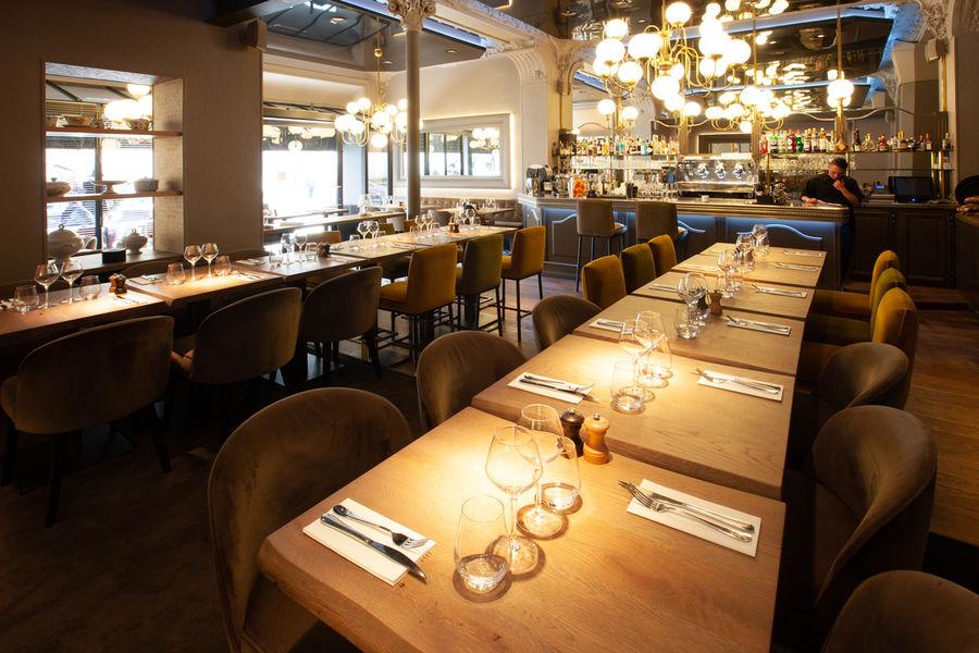 Bistro de Paris Le restaurant.