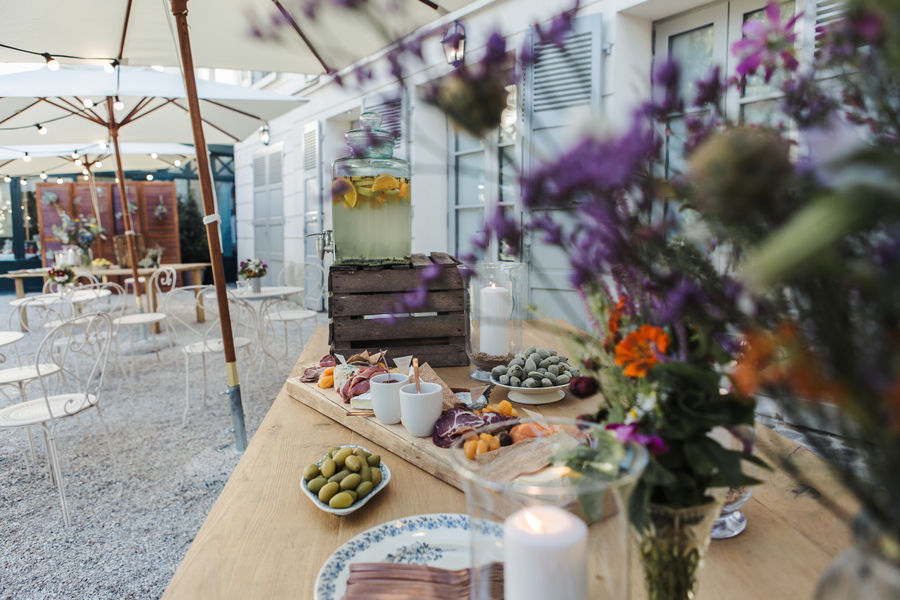 Musée de Montmartre Possibilité de décoration florale