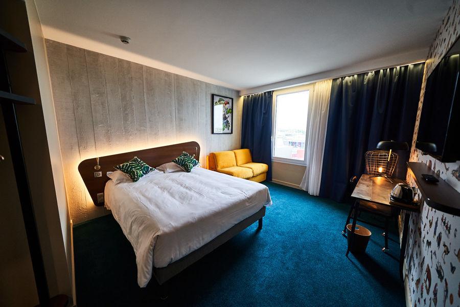 Kopster Hotel Chambre