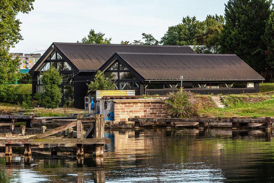 Les Docks de L'ill Extérieur