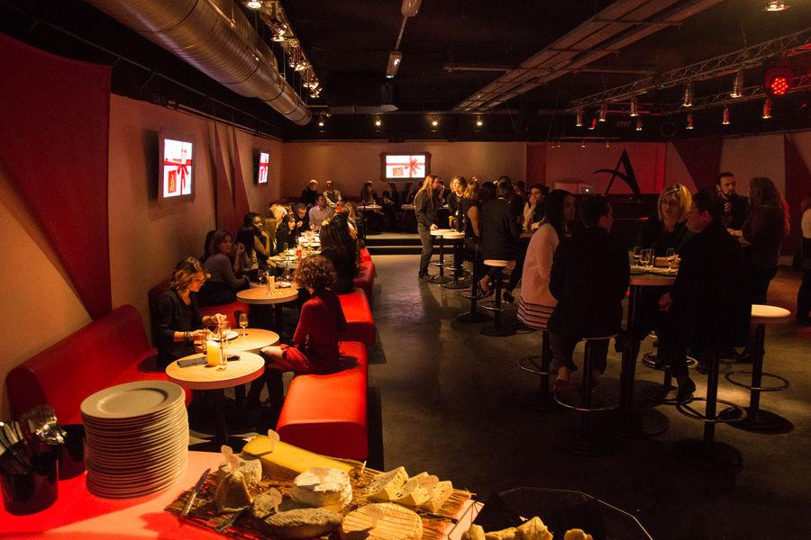 Atrium Club & Events Deuxiéme salle