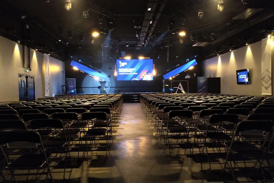 Atrium Club & Events Salle Principale