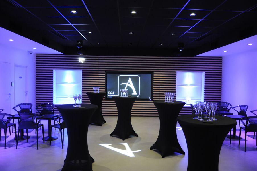 Atrium Club & Events Salle de Réunion