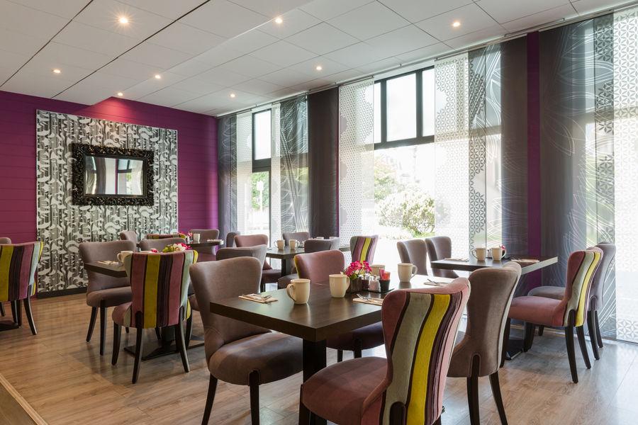 The Originals City, Au Relais Saint-Éloi, Tours Restaurant