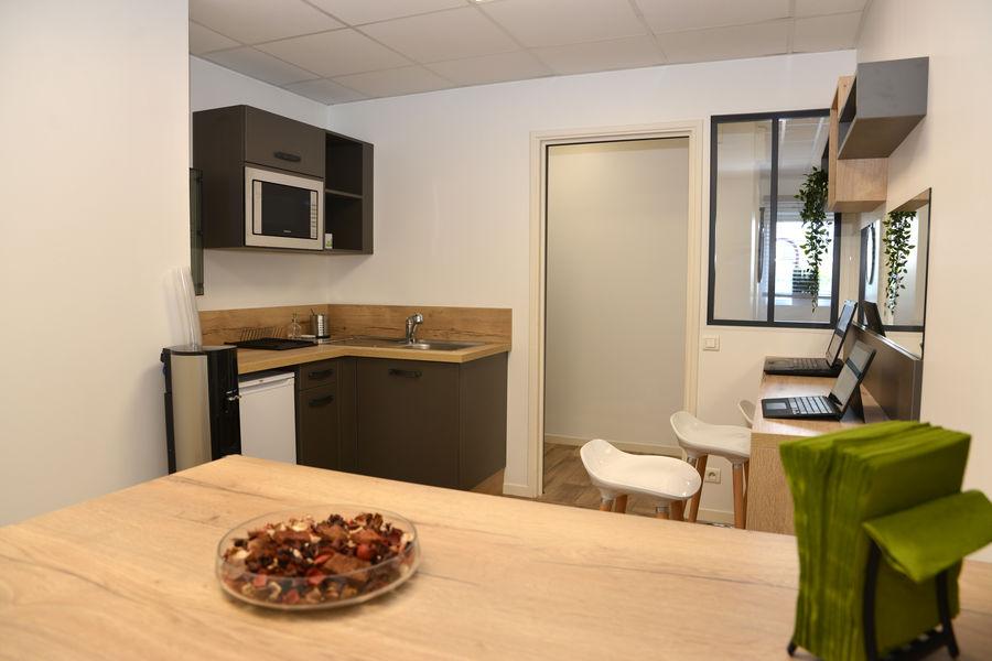 Workinloc espace cuisine