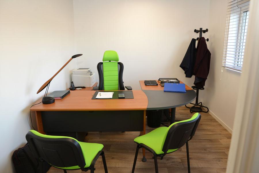 Workinloc bureau de l'accueil
