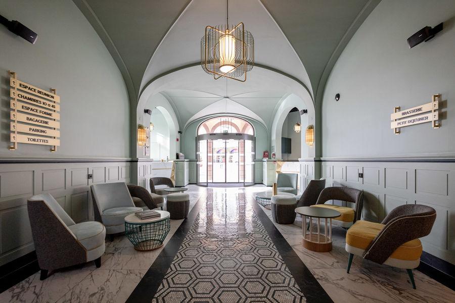 Best Western Grand Hotel Bristol**** Lobby