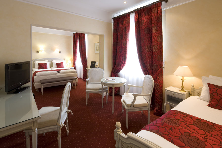 Best Western Grand Hotel Bristol**** Chambre