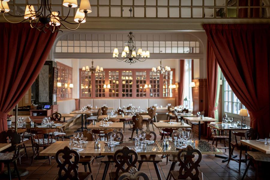 Best Western Grand Hotel Bristol**** Brasserie l'Auberge