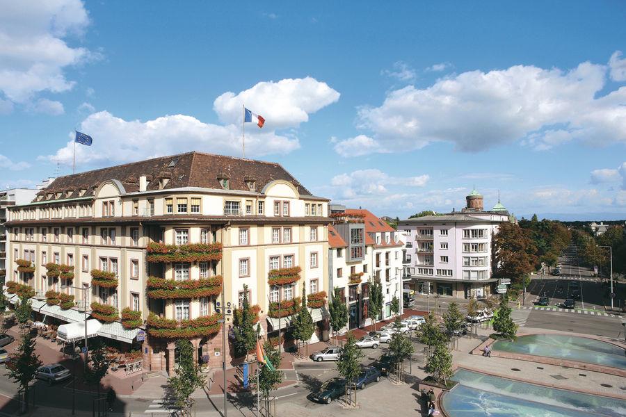 Best Western Grand Hotel Bristol**** Façade