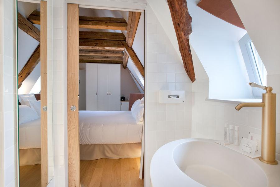 Hotel Les Haras de Strasbourg**** Chambre