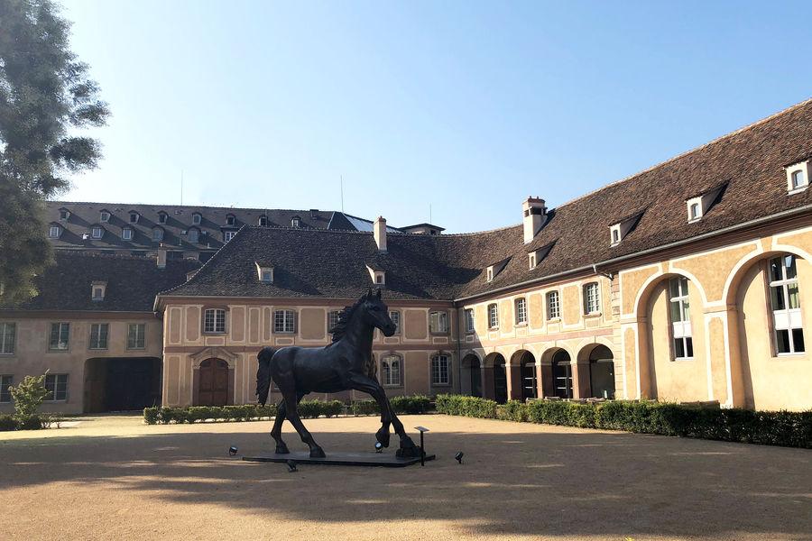 Hotel Les Haras de Strasbourg**** Cour intérieure
