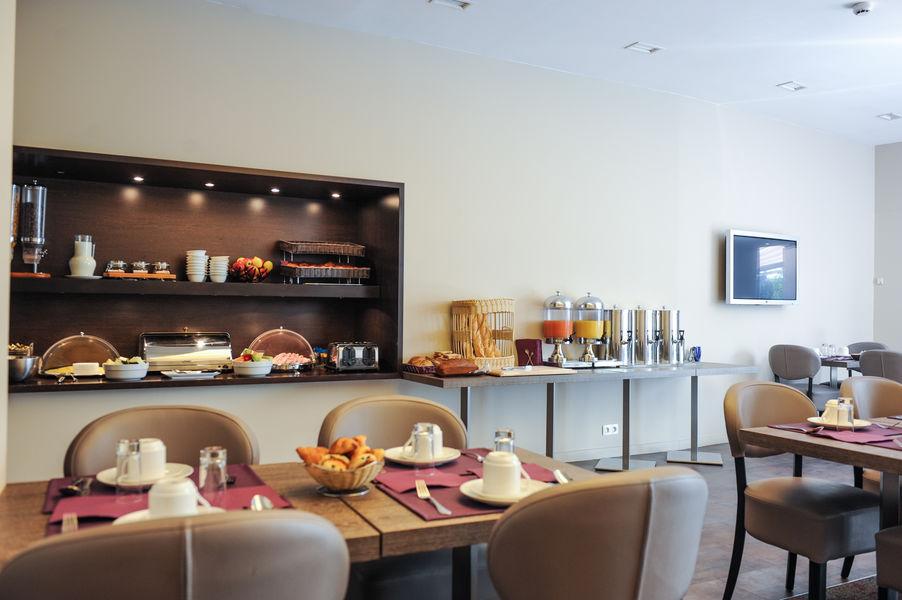 Le Grand Hôtel *** Petit-déjeuner