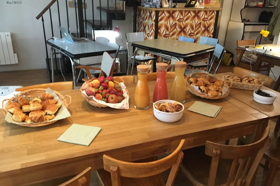 Le 10h10 Cléry Sentier Petit-déjeuner gourmand