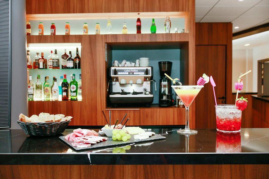 Appart'City Confort Toulouse Aéroport Blagnac **** Bar Lounge