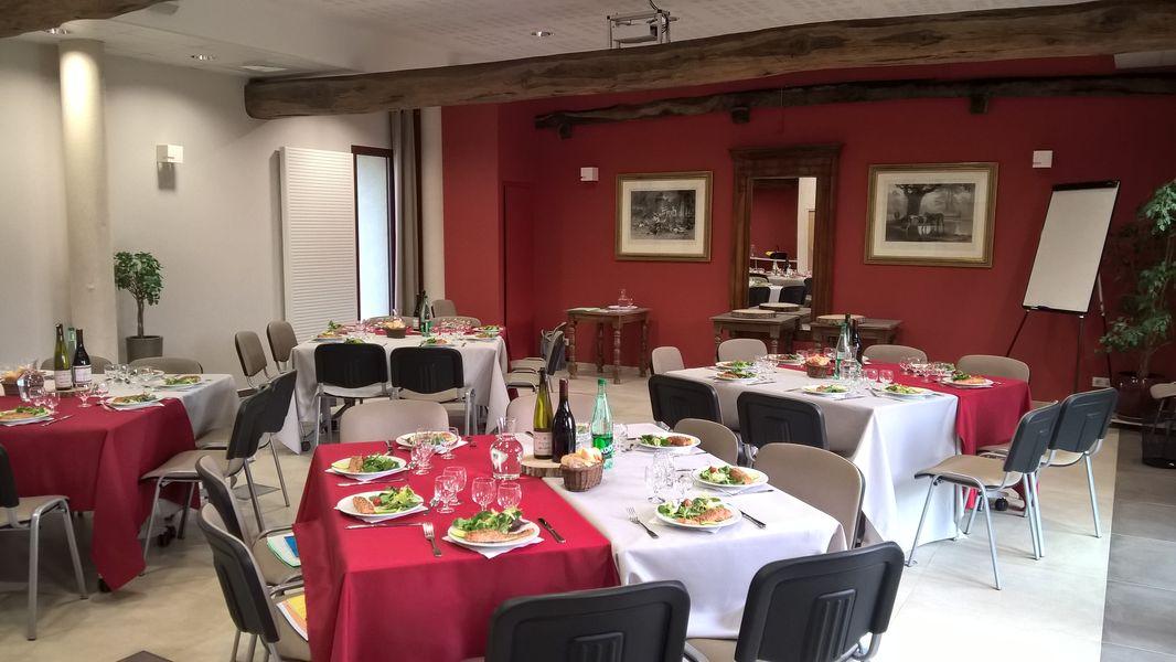 La Croisée des Possibles Votre repas en salle à La Croisée des Possibles